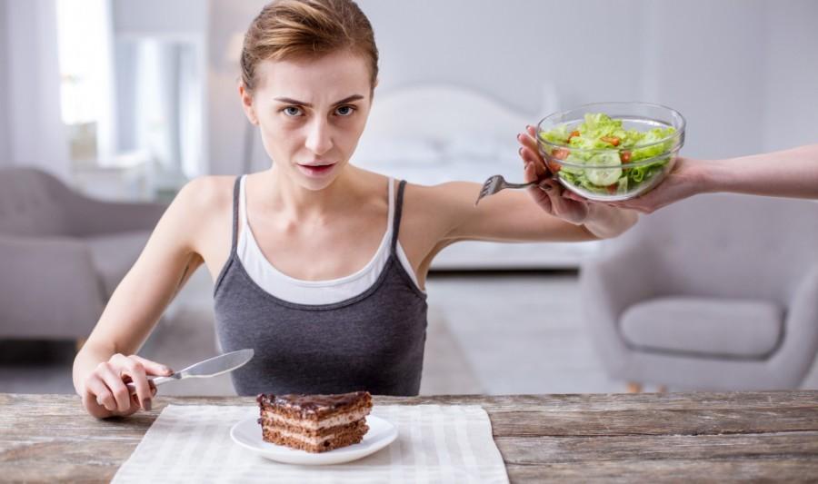 Teškoće povezane s poremećajima hranjenja